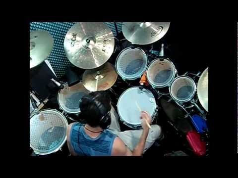 Stand Up (Steel Dragon) Drum Cover by Juninho