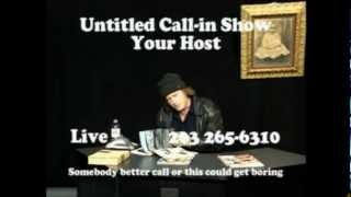 Steven Wright Talk Show (1/2)