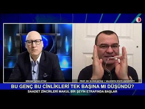SAADET ZİNCİRLERİ VE TÜRKİYE TOPLUMU- KONUK: PROF. DR. ELVAN AKTAŞ
