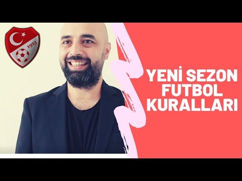 Yeni Sezon Futbol Kuralları