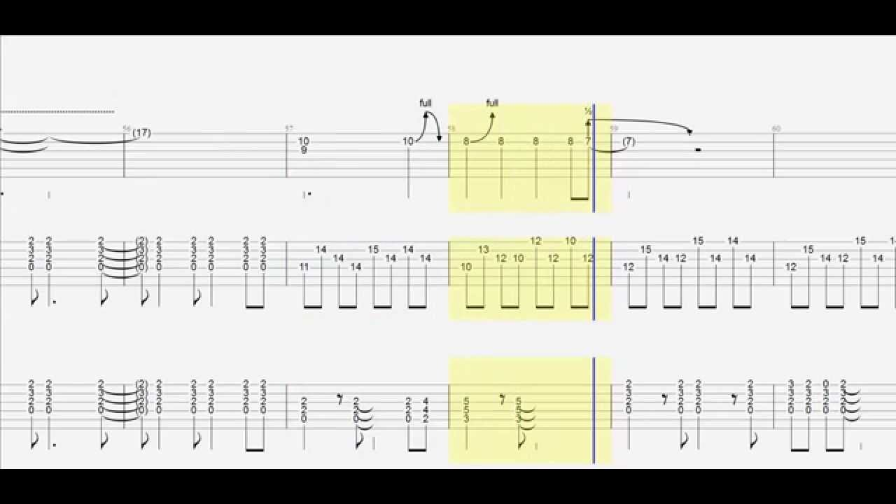 Guitar Tab Guitar Trio Sweet Child Of Mine Acoustic Youtube