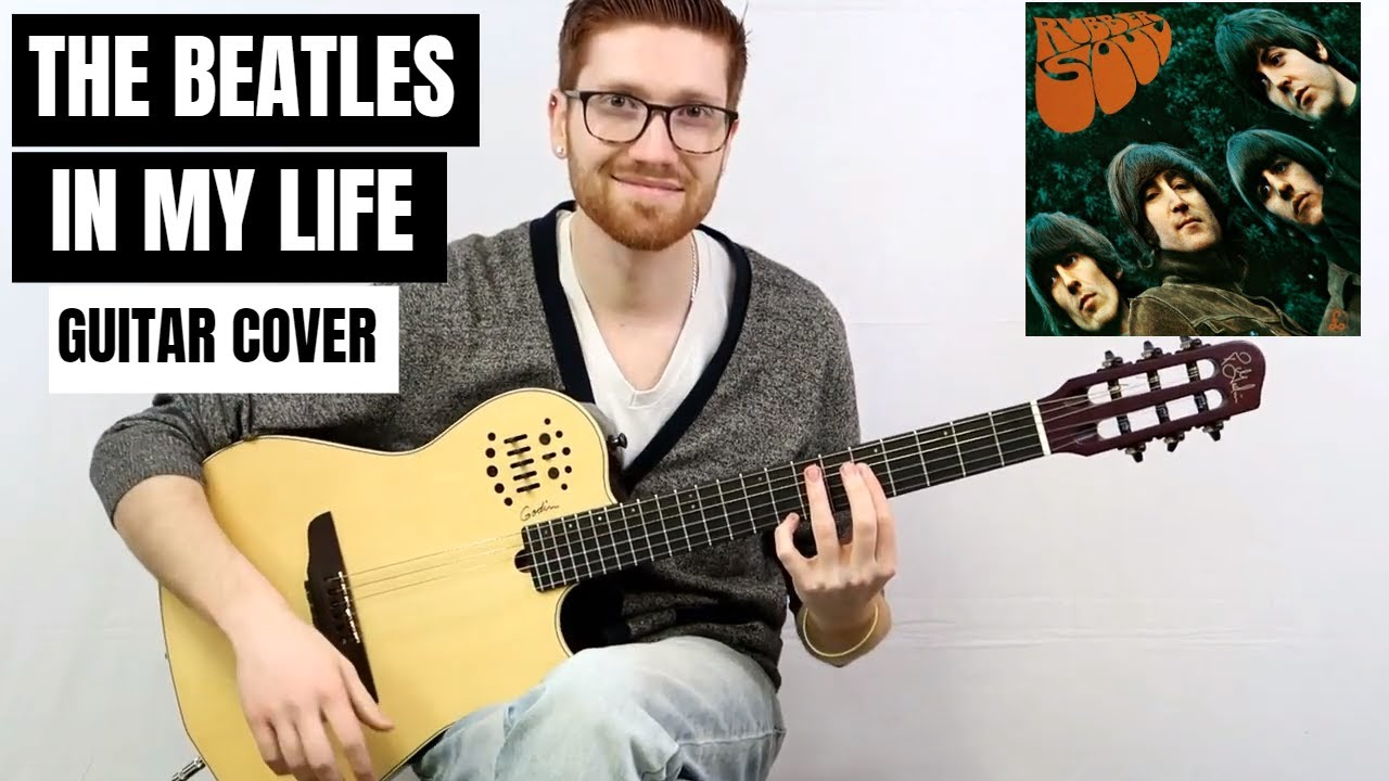 In My Life | The Beatles | Solo Guitar Cover