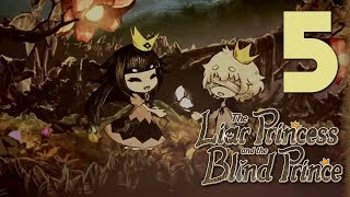 The Liar Princess and the Blind Prince - REGRET (All Collectibles) Manly Let's Play [ 5 ]