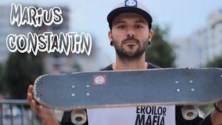 Marius Constantin  |  100% Freestyle Skateboarding