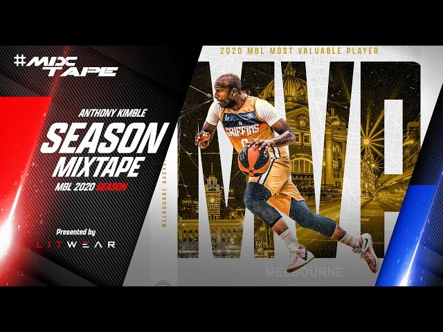 Anthony Kimble's MVP Season #MIXTAPE - Melbourne Basketball League 2K20