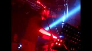 Death In Vegas - Blood Yawning (Live @ Electric Brixton, London, 29.09.12)