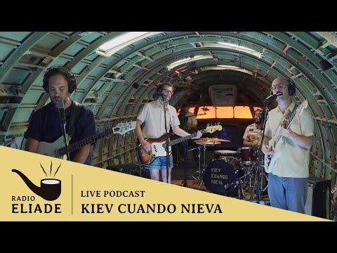 KIEV CUANDO NIEVA - Radio Eliade Live Podcast - ROBLE și BROCHE