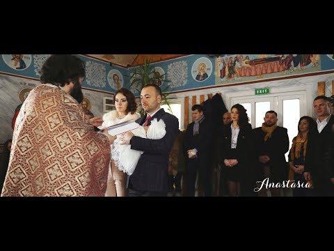 filmare botez Anastasia