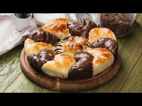 Chocolate brioche how to make it fluffy and delicious