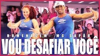 Baixar Vou Desafiar Você - MC Sapão | Homenagem Motiva Dance (Coreografia)