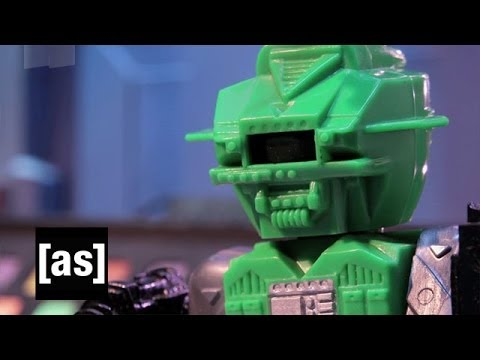 Robot chicken chubby chaser