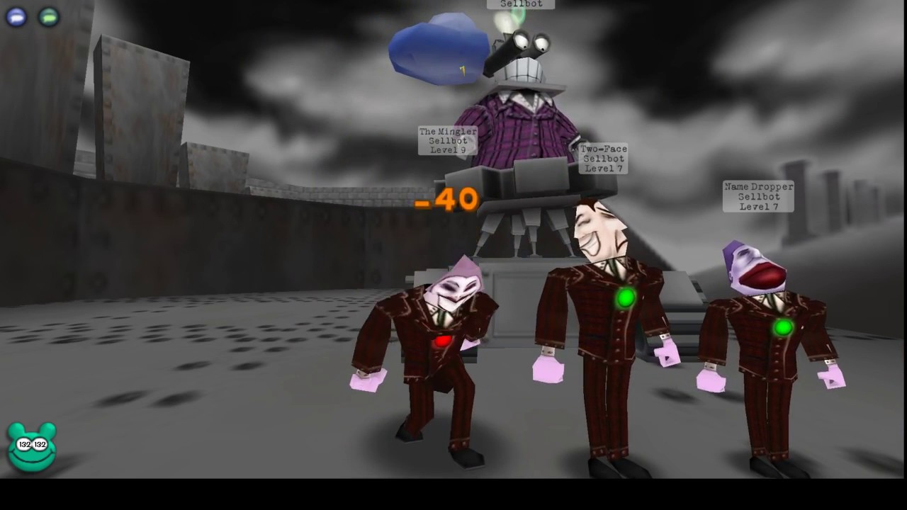 Toontown Rewritten- SOLO VP + COMMENTARY