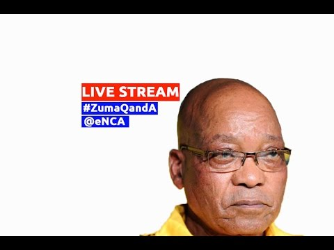 Zuma answers MPs questions in Parliament