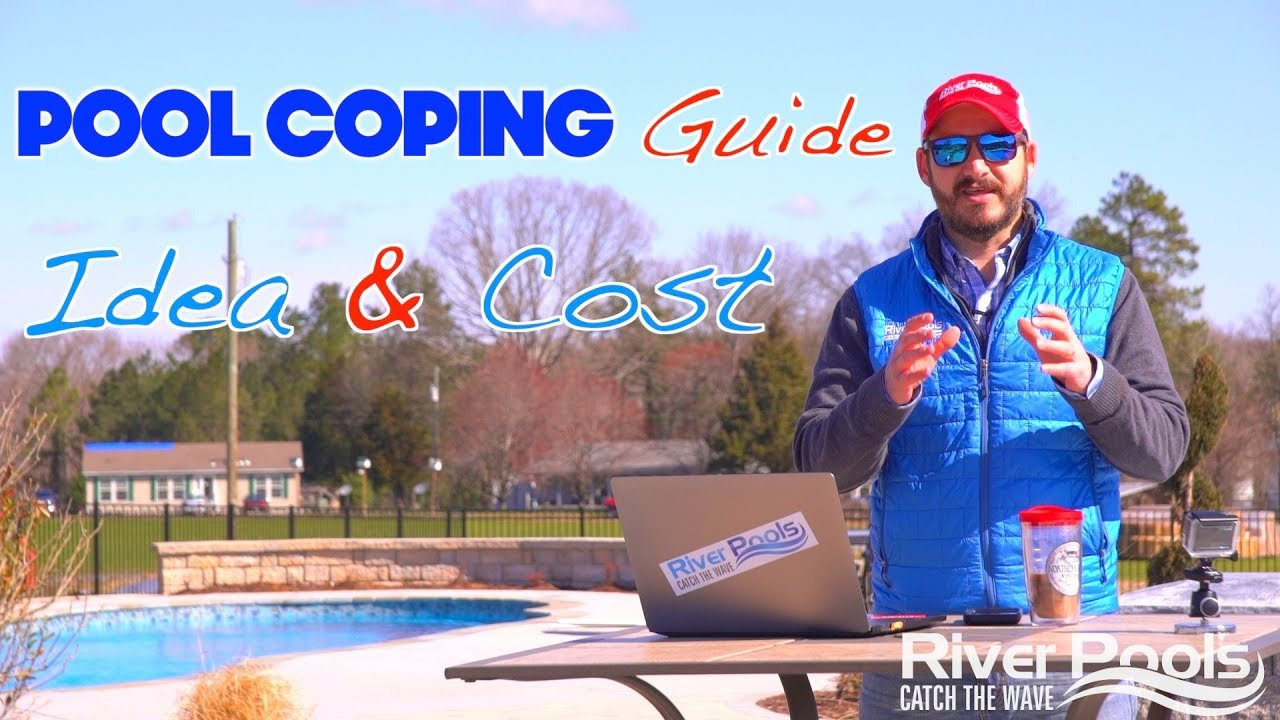 In Ground Pool Coping Idea And Cost Guide