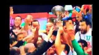 فوز  الجزائر على تونس للمرة السابعة وتحرز 25 21 في كأس امم افريقيا لكرة اليد  25 1 2014