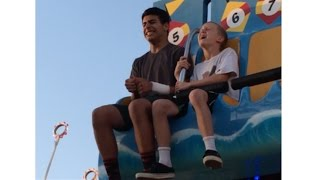 Mohammed Cries on Kiddy Ride!