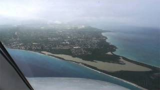 Island Flying - St. Croix Approach and Landing