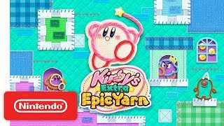 Download Kirby's Extra Epic Yarn - Launch Trailer - Nintendo 3DS Mp3 and Videos