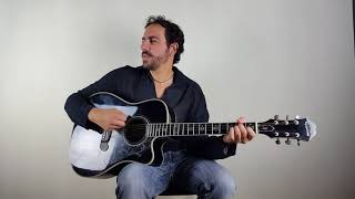 Misirlou - Pulp Fiction (opening)- Antonis Simixis (cover)- Acoustic Guitar mp3