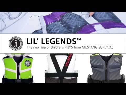 Mustang Survival Life Vests For Children
