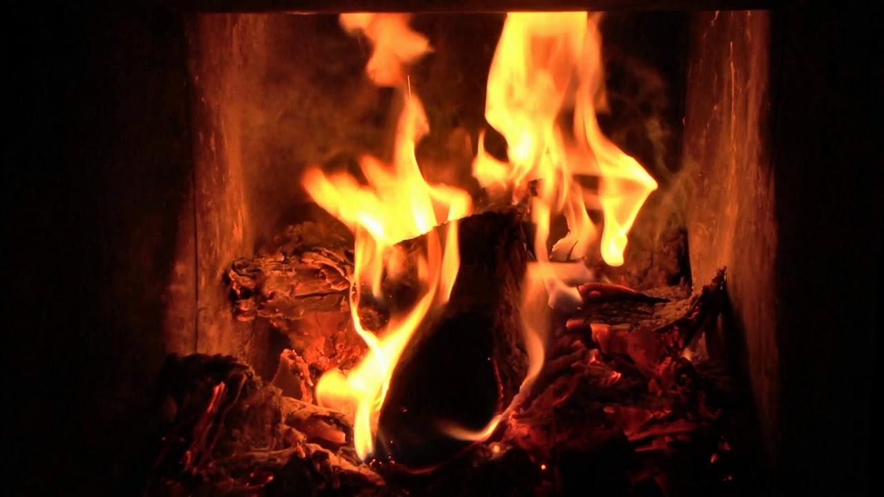 Скачать звук как горит огонь