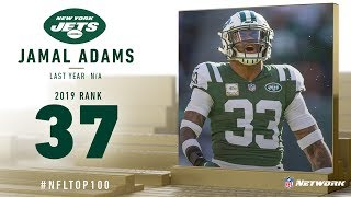 #37: Jamal Adams (S, Jets) | Top 100 Players of 2019 | NFL