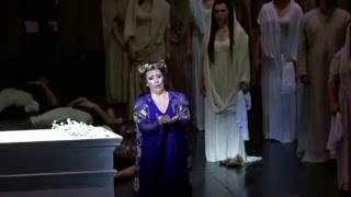 Saioa Hernandez - Sediziose voci... Casta Diva - Norma (V.Bellini) thumbnail