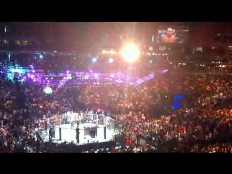UFC 127 Penn vs Fitch - BJ Penns Entrance Theme