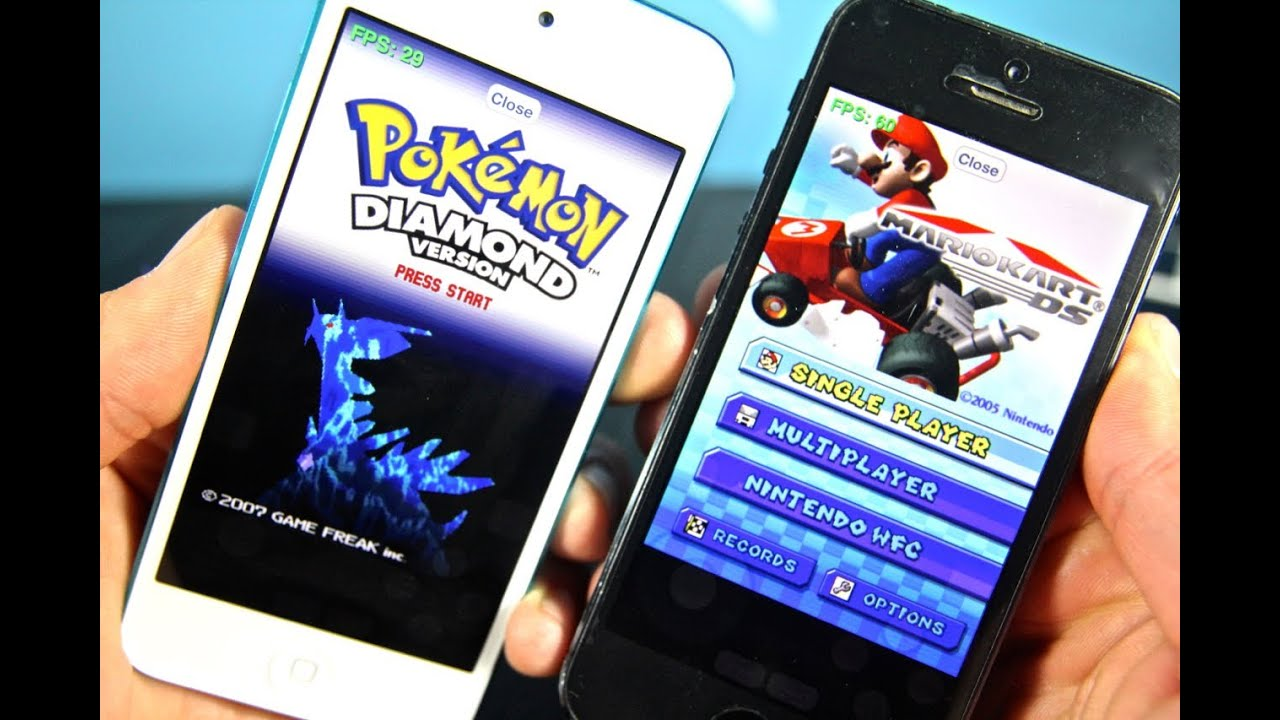 How To Install Nintendo DS Emulator On iPhone, iPod Touch