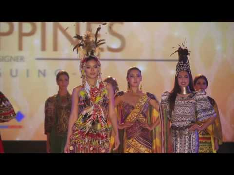 Mindanao Tapestry - A Miss Universe 2016 Event