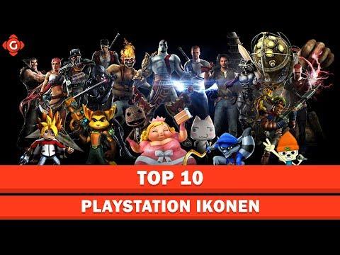 Playstation-Ikonen | Top 10