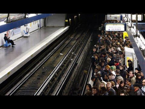 فرنسا: إضراب عمال المواصلات في باريس احتجاجا على إصلاح نظام التقاعد  - 10:54-2019 / 9 / 13