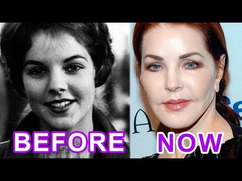 WOMAN and TIME: Priscilla Presley