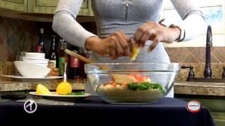 Quinoa Tabbouleh High Heels In The Kitchen