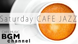 RELAXING CAFE MUSIC - JAZZ & BOSSA NOVA MUSIC FOR WORK, STUDY, RELAX