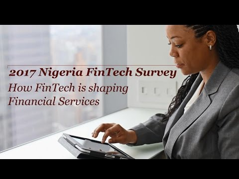 2017 Nigeria FinTech Survey Report