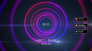 갓세븐 (GOT7) - PAGE