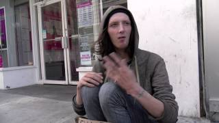 Homeless guy from PA tells his story