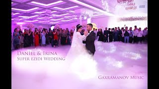 Daniel & Irina  (Красивая езидская свадьба  г. Москва) Dawata ezdia, govand  муз. Джангир Броян