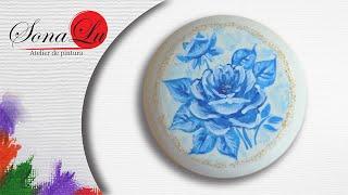 Rosa em Sabonete – Modelo 2