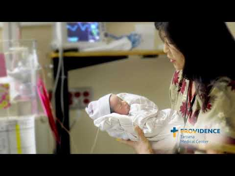 NICU Services at Providence Tarzana Medical Center