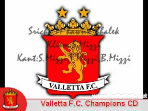 VALLETTA FC CHAMPIONS CD