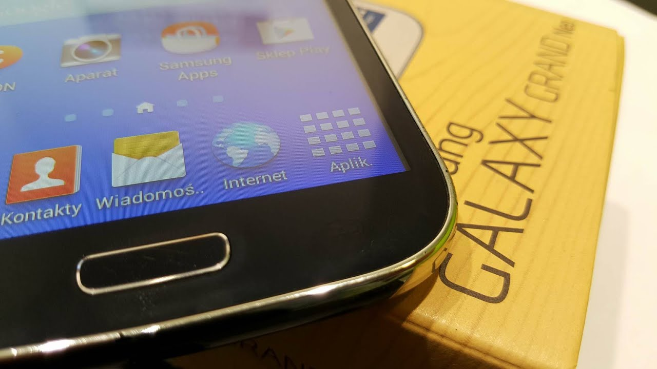 Unboxing i Test Samsung Galaxy Grand Neo SkupTelefonow 20
