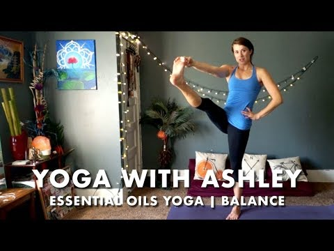 Essential Oils Yoga – Balance