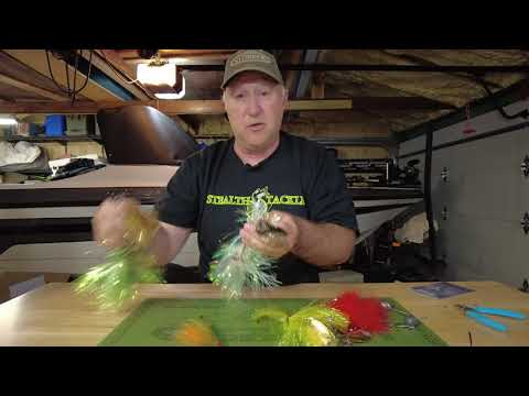 Tips for Trolling Bucktails