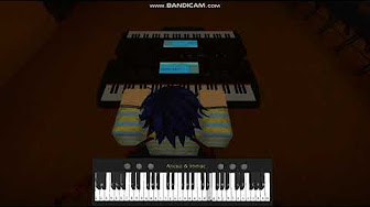 How To Play Despacito On Roblox Piano Mega Easy Roblox Sheet Piano Youtube