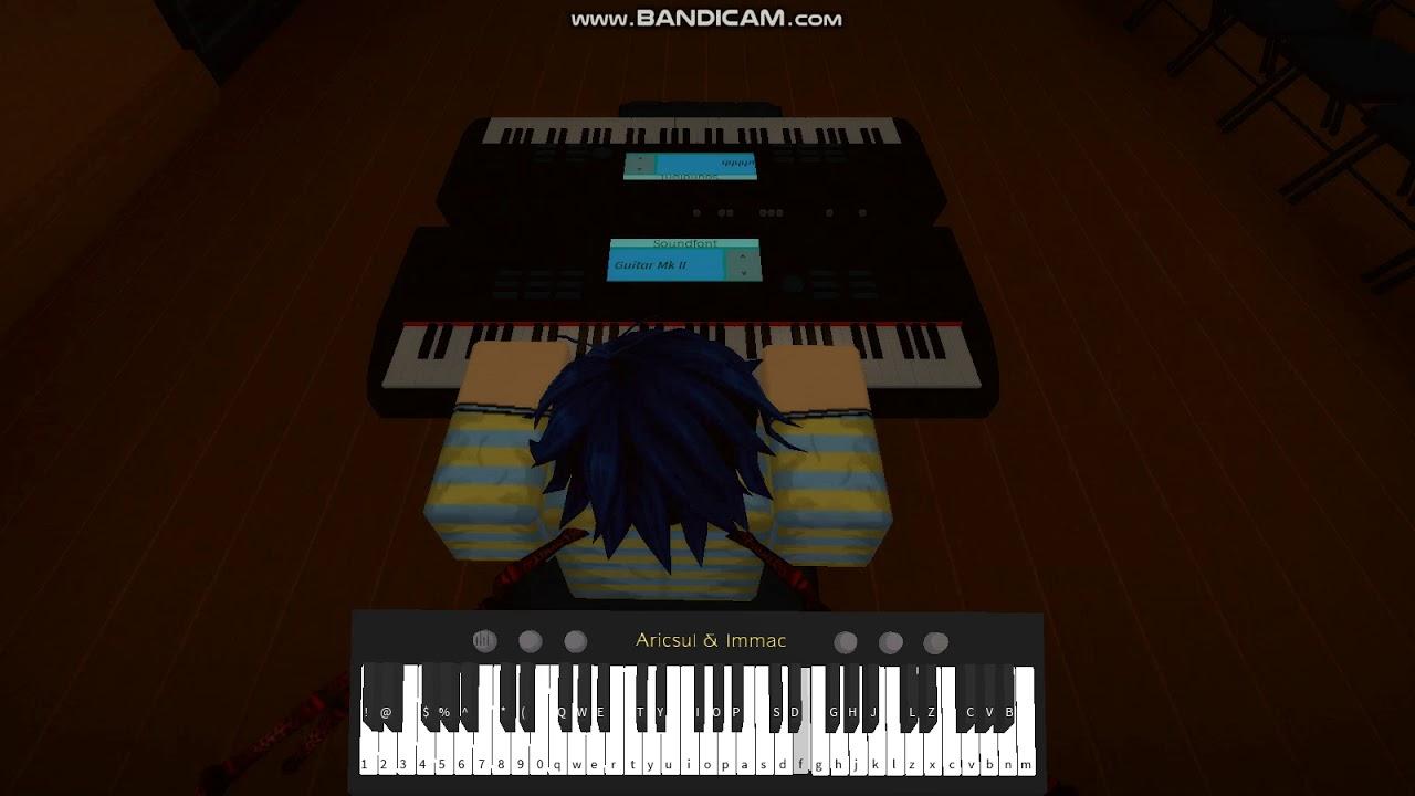 Demons Imagine Dragons Roblox Piano Sheets By Shardzz