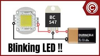 LED Knippert Circuit