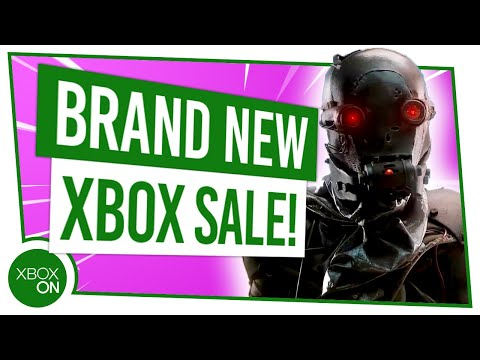 SUPER NEW DEALS WITH GOLD | Xbox Games SALE!