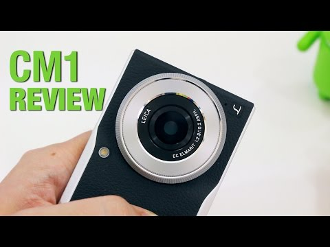 Panasonic CM1 review: Now the best camera definitely is the one in your pocket